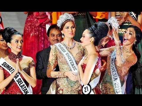 Putri Indonesia 2014 - Crowning Moment