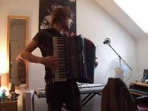 Dave Thomas - La Noyee solo (Yann Tiersen cover)