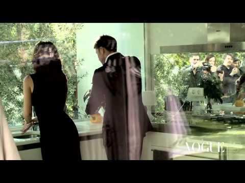 Vogue Spain Photo Shoot (BTS)