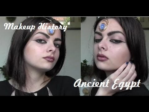 Makeup History: Ancient Egypt