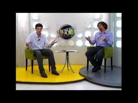 Floripa em Foco com SINTE com Professor Luiz Carlos Vieira