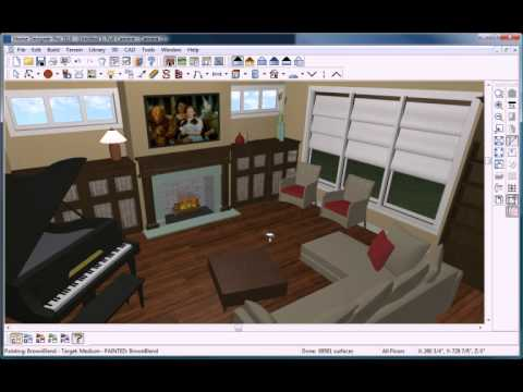 Home Design Software - Overview - Interiors