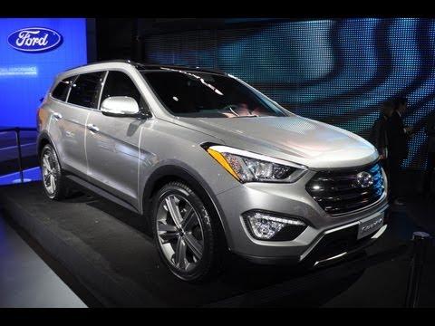 2013 Hyundai Santa Fe |  2012 New York Auto Show | Edmunds.com - UC6i3J6RGSZbs6Zfjnqd7idQ