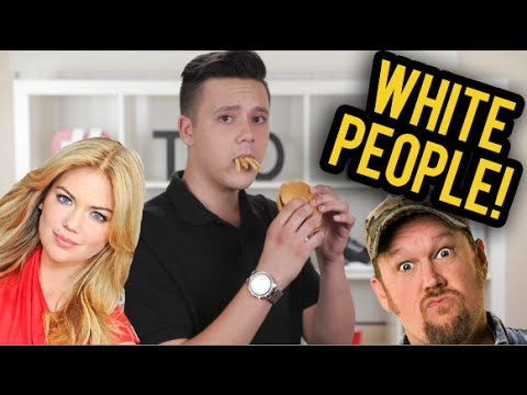 STEREOTYPES ASIANS HAVE ABOUT WHITE PEOPLE