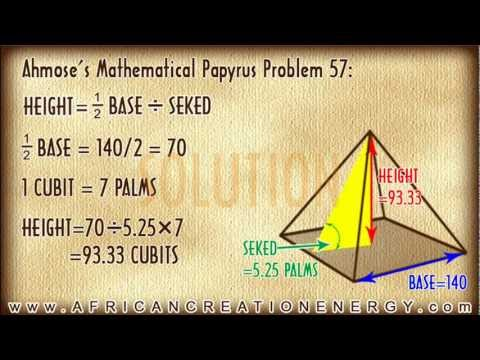 PYRAMID MATHEMATICS: Calculating the SEKED -FIzKgA0Ol9M