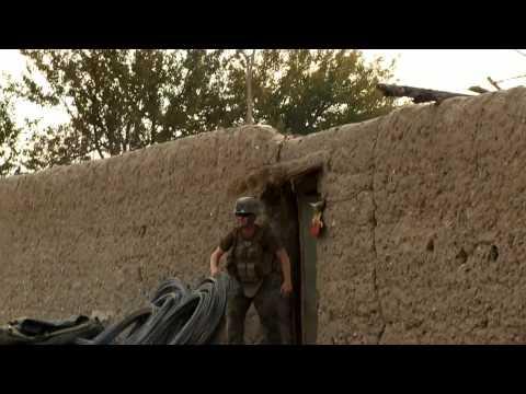 Marines repel Taliban attack