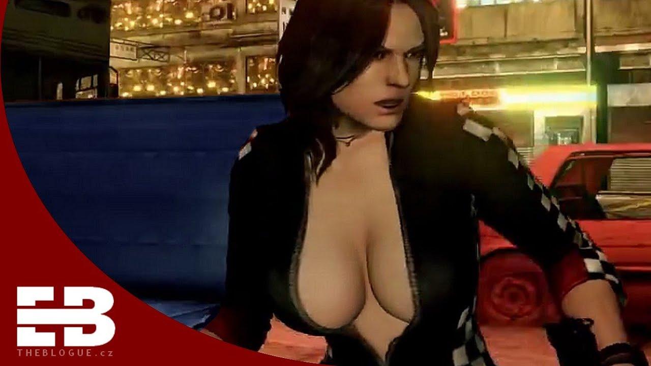 Jill valentine sex hentai clip
