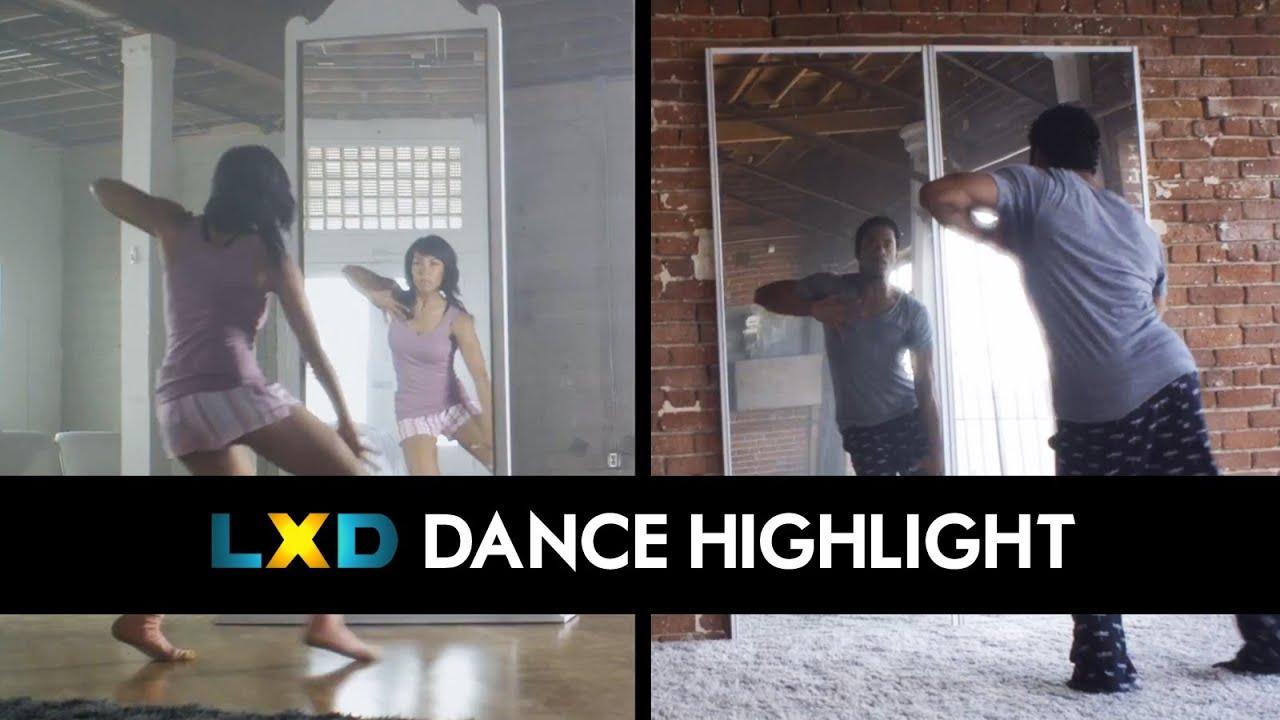 The LXD's Dance Scenes -- DUET [DS2DIO]