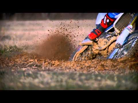 Motocross slow motion 1000 fps HD