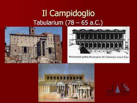 videocorso archeologia e storia dell'arte romana - lez 3 - parte 1
