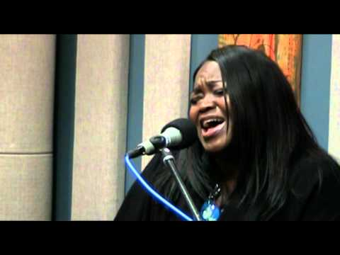 "Shemekia Copeland ""Never Going Back to Memphis"" Live on KPLU"