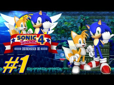 Sonic The Hedgehog 4 Episode 2 w/Cobanermani456: Sylvania Castle