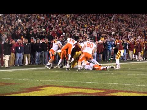 Iowa State Football Highlights vs. Oklahoma State