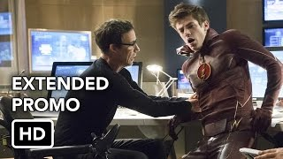 """The Flash 1×03 Extended Promo """"Things You Can't Outrun"""" (HD) Thumbnail"""