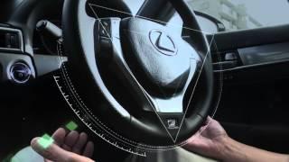 Toyota установила на Lexus GS автопилот