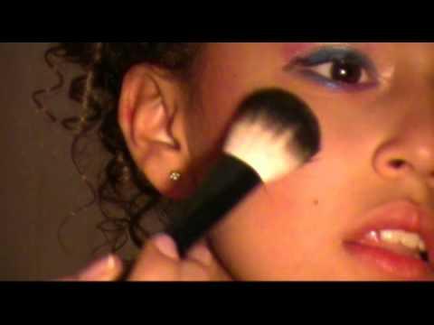 Maquillaje Para Niñas Halloween