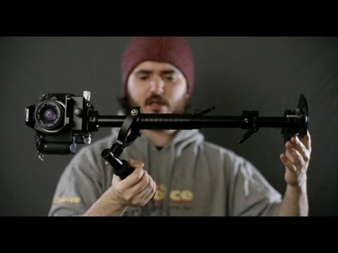 Laing P-03 stabilizer REVIEW - Half price of the Glidecam HD2000 - Worth it?