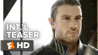 Kingsglaive: Final Fantasy XV Official Japanese Teaser Trailer #1 (2016) - Lena Headey Movie HD