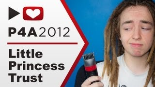 P4A2012: Shaving off my Dreadlocks