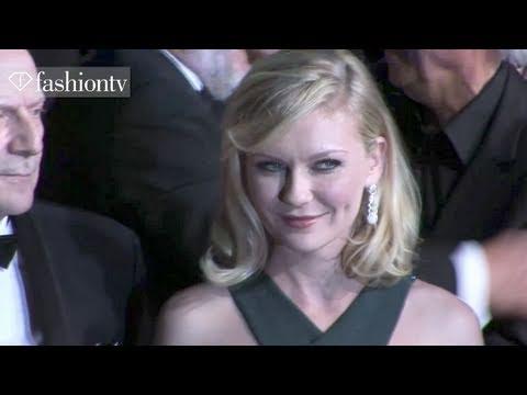 Kirsten Dunst Melancholia Premiere - Best Actress Award Cannes 2011 Fashiontv - Ftv