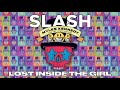 "Фрагмент с середины видео SLASH FT. MYLES KENNEDY & THE CONSPIRATORS - ""Lost Inside The Girl"" Full Song Static Video"