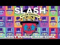 "Фрагмент с конца видео SLASH FT. MYLES KENNEDY & THE CONSPIRATORS - ""Lost Inside The Girl"" Full Song Static Video"