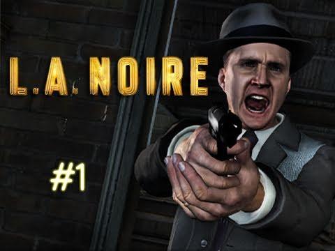 """LA Noire - Episode 1 """"It Begins..."""" (Walkthrough, Playthrough, Let's Play)"""