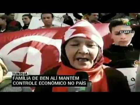 Tunísia: situação política depois de Ben Ali