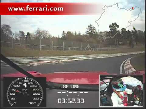 Il filmato on board del giro record in 6-58--16 / On-board camera of the record lap in 6-58--16