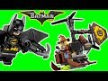 LEGO Batman Movie Scarecrow Fearful Face-Off 70913 Review ????