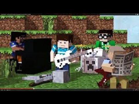 Cartoon- On & On (Minecraft Music Video) - UCcW0mPRzCWPMmAmAYFvYEtg