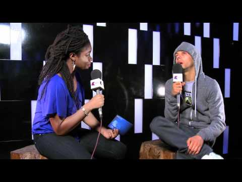 KISS FM (UK): Dappy interview @ Chinawhite with Kiss- Clara
