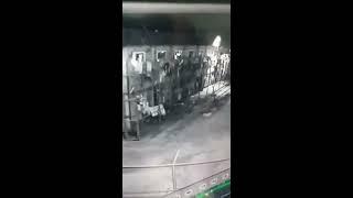 HORRIPILANTE: CÂMERA DE PRESÍDIO REGISTRA ESPÍRITO NAS CELAS; VEJA O VÍDEO