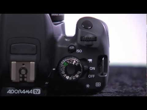 Canon EOS Rebel T4i: Hands-On Overview: Adorama Photography TV