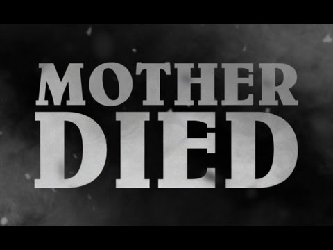 """Mother Died"" - short horror film (Bloodycuts.co.uk)"