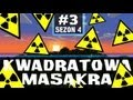Kwadratowa Masakra SEZON 4 #3 - URAN CORPORATION