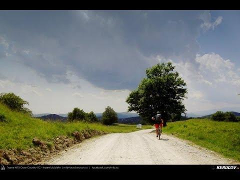 VIDEOCLIP Traseu MTB Curtea de Arges - Valea Danului - Cepari - Valea Babei - Goranu - Calimanesti