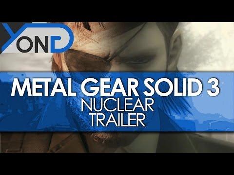 watch Metal Gear Solid 3 - trailer