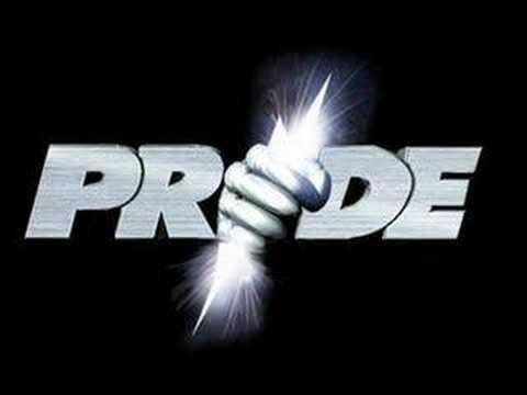 PRIDE FC opening theme music