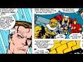Фрагмент с средины видео - ДВИГАТЕЛЬ ГАЛАКТУСА I. ЧЕРНЫЙ ЦЕЛЕСТИАЛ \ Концепции. Marvel Comics.