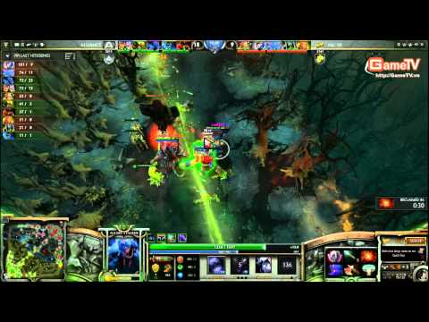 Dota2 | SL8 Navi vs Alliance 11/12/2013