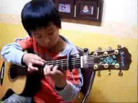 Canon in D - Sungha Jung