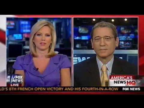Gordon Chang on Americas News HQ, FOX News, June 9, 2013