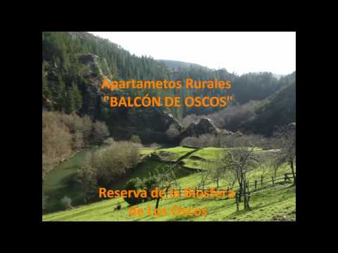 "Turismo Rural en Asturias, Apartamentos Rurales ""BALCÓN DE OSCOS"""