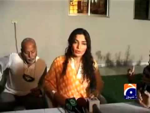 Meera And Faisal Saif Telephonic Conversations (Courtesy GEO TV)