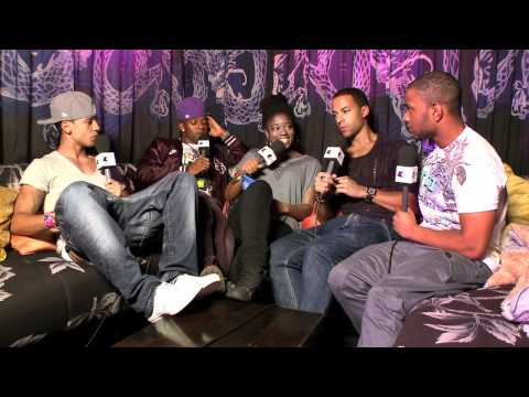 KISS FM (UK): JLS interview with @ Chinawhite with Kiss- Clara