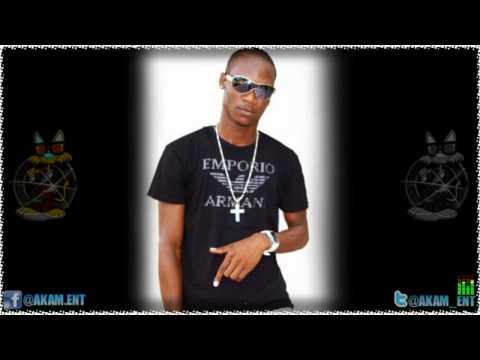 Lanmine - Nuh Fear [Dark Cloud Riddim] Sept 2012