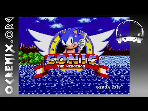 OC ReMix #2223: Sonic the Hedgehog 'Subsonic Sparkle' [Special Stage] by GaMeBoX