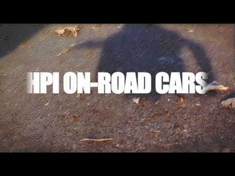 HPI ON-ROAD Cars