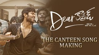 Dear Comrade Telugu - Canteen Song Making